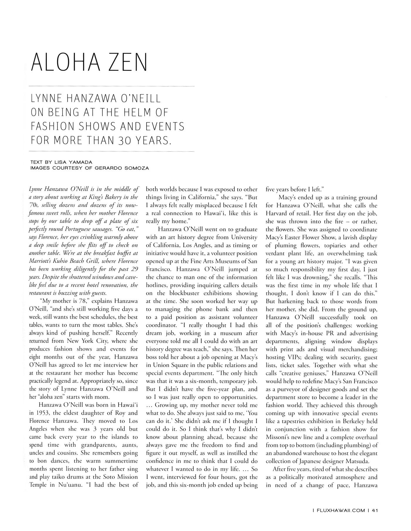 Aloha Zen